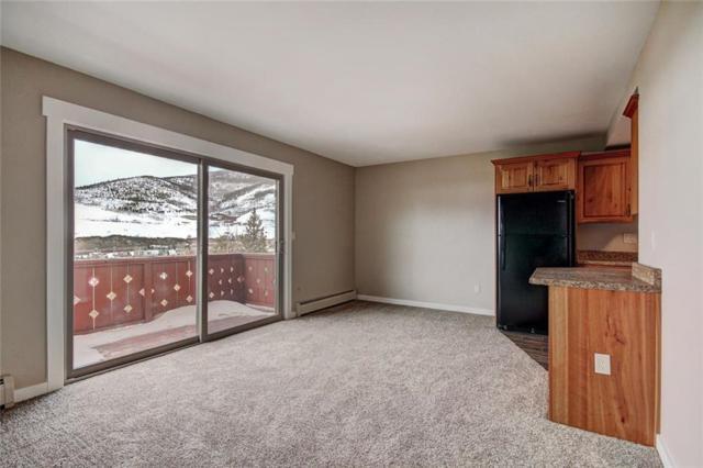 110 Evergreen Road #205, Dillon, CO 80435 (MLS #S1012059) :: Colorado Real Estate Summit County, LLC