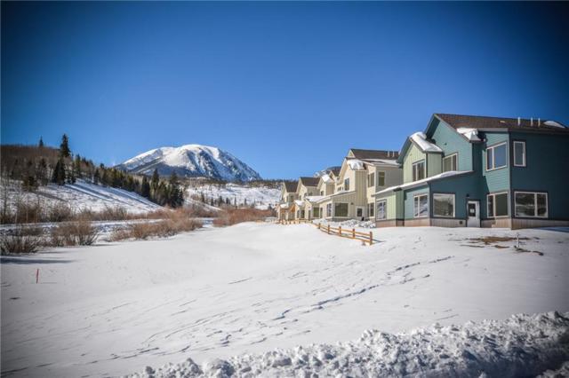73 Lantern Alley 1A, Silverthorne, CO 80498 (MLS #S1012082) :: Colorado Real Estate Summit County, LLC
