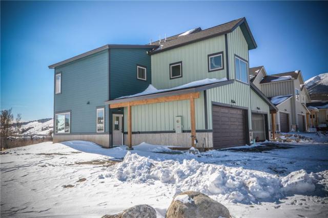 48 Lantern Alley 6C, Silverthorne, CO 80498 (MLS #S1012092) :: Colorado Real Estate Summit County, LLC