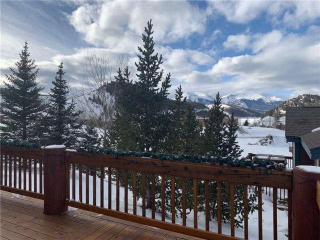 174 Elizabeth Circle #174, Summit Cove, CO 80435 (MLS #S1012102) :: Colorado Real Estate Summit County, LLC