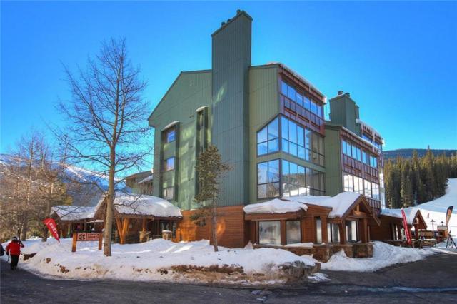 214 Ten Mile Circle #401, Copper Mountain, CO 80443 (MLS #S1012117) :: Colorado Real Estate Summit County, LLC