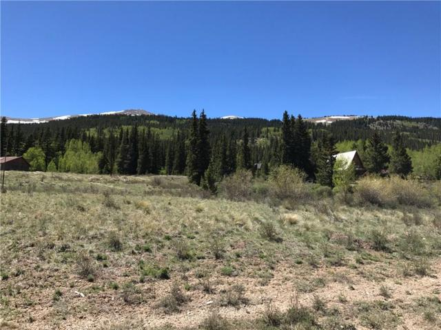 1269 Co Road, Alma, CO 80420 (MLS #S1012143) :: Colorado Real Estate Summit County, LLC