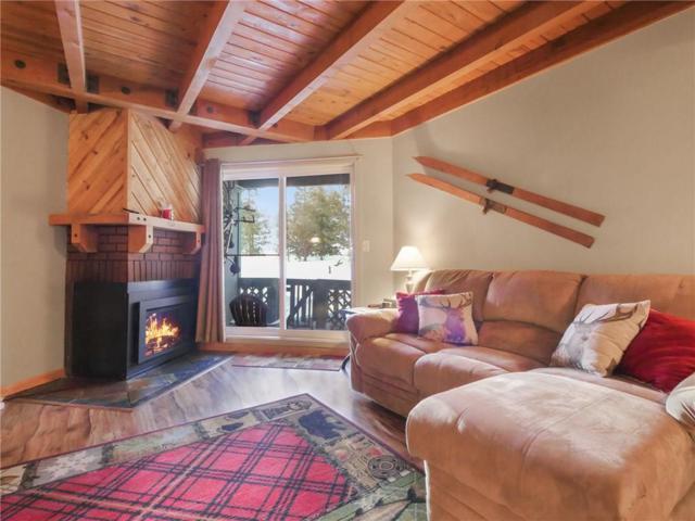 8500 Ryan Gulch Rd. Road G107, Silverthorne, CO 80498 (MLS #S1012157) :: Colorado Real Estate Summit County, LLC