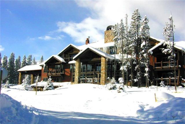 75 Snowflake Drive #6307, Breckenridge, CO 80424 (MLS #S1012160) :: Colorado Real Estate Summit County, LLC