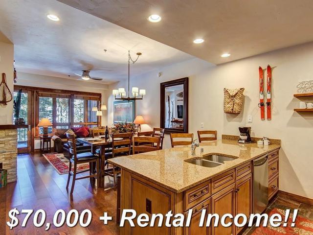 42 Snowflake Drive #304, Breckenridge, CO 80424 (MLS #S1012170) :: Resort Real Estate Experts