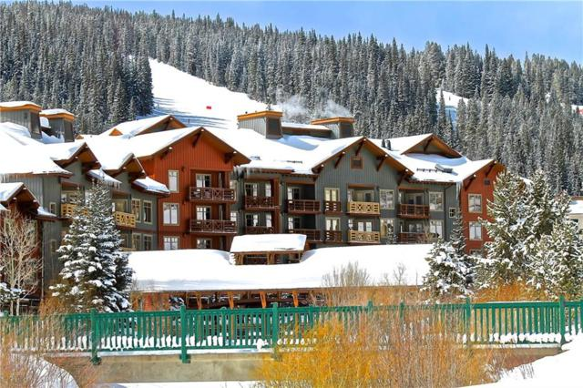 164 Copper Circle #525, Copper Mountain, CO 80443 (MLS #S1012171) :: Resort Real Estate Experts