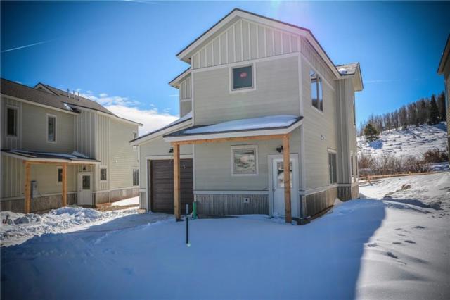 163 Haymaker Street #16, Silverthorne, CO 80498 (MLS #S1012206) :: Colorado Real Estate Summit County, LLC