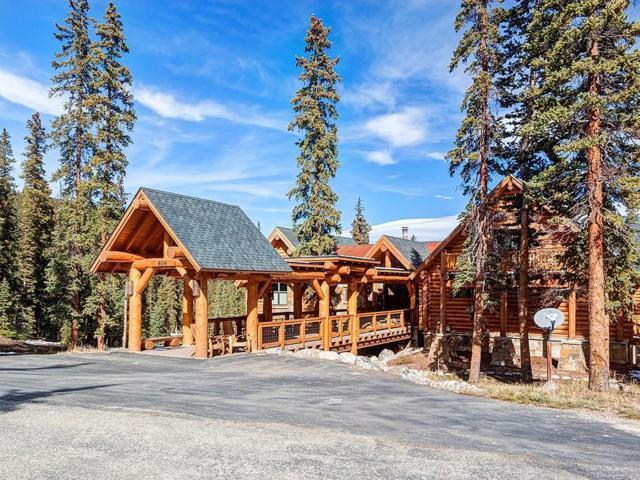 0606 Cr 871, Breckenridge, CO 80424 (MLS #S1012211) :: Colorado Real Estate Summit County, LLC