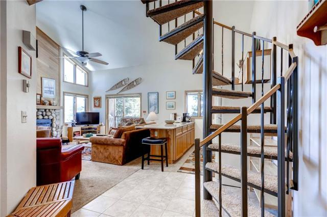 875 Four Oclock Road D5, Breckenridge, CO 80424 (MLS #S1012218) :: Colorado Real Estate Summit County, LLC