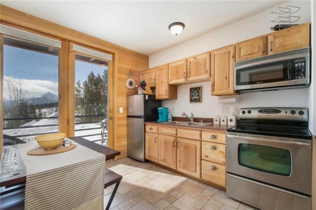 91500 Ryan Gulch Road 501 A, Silverthorne, CO 80498 (MLS #S1012227) :: Colorado Real Estate Summit County, LLC