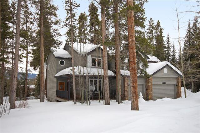 106 Windwood Circle, Breckenridge, CO 80424 (MLS #S1012232) :: Colorado Real Estate Summit County, LLC