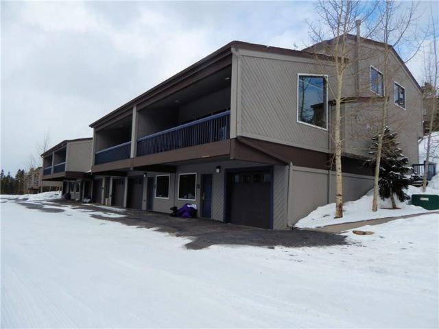 0057 N Fuller Placer Road 2C, Breckenridge, CO 80424 (MLS #S1012236) :: Colorado Real Estate Summit County, LLC