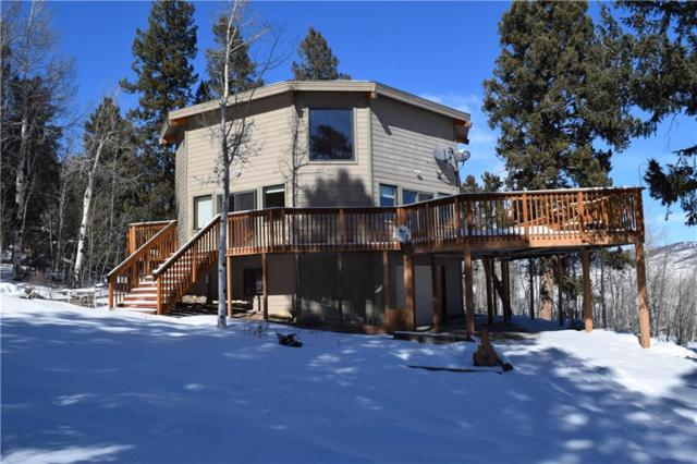 2446 Redhill Road, Fairplay, CO 80440 (MLS #S1012274) :: Colorado Real Estate Summit County, LLC