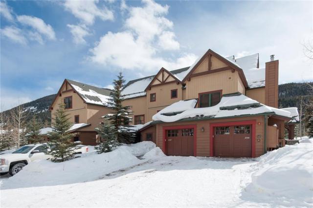 201 Hawk Circle #2327, Keystone, CO 80435 (MLS #S1012277) :: Colorado Real Estate Summit County, LLC