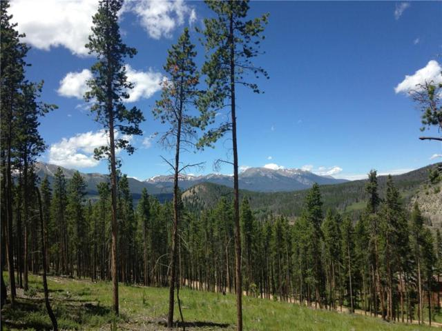 242 Point View Place, Breckenridge, CO 80424 (MLS #S1012300) :: Colorado Real Estate Summit County, LLC