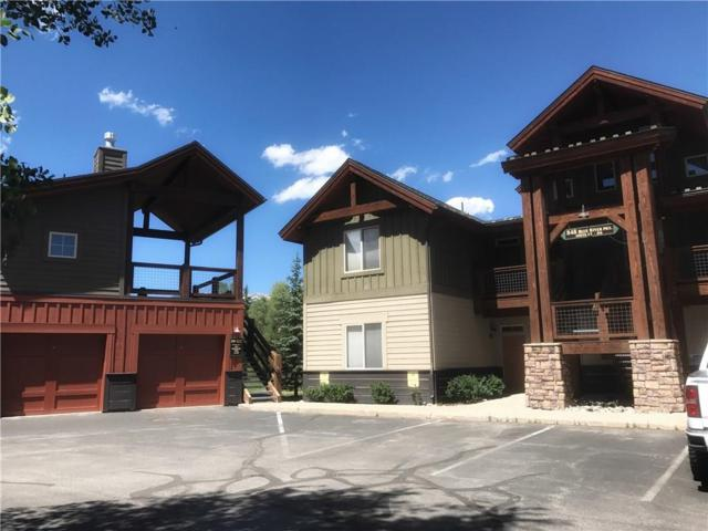 848 Blue River D2, Silverthorne, CO 80498 (MLS #S1012315) :: Resort Real Estate Experts