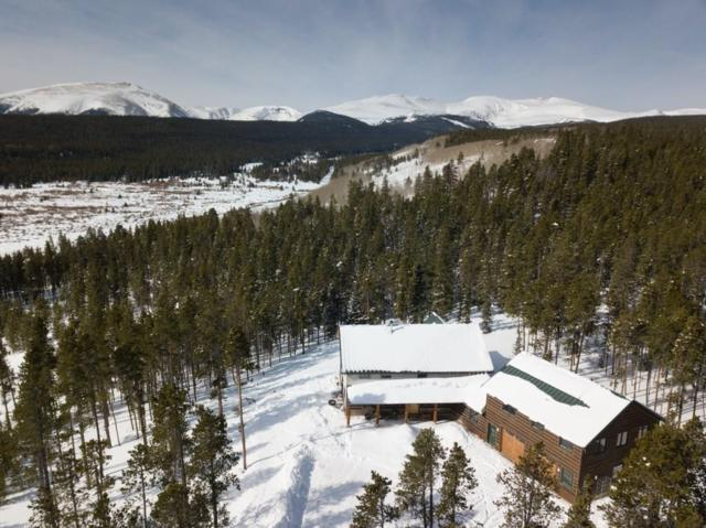 958 Vots Drive, Fairplay, CO 80440 (MLS #S1012349) :: Colorado Real Estate Summit County, LLC