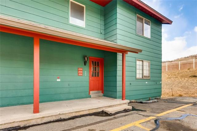 705 Straight Creek Drive #206, Dillon, CO 80435 (MLS #S1012371) :: Colorado Real Estate Summit County, LLC