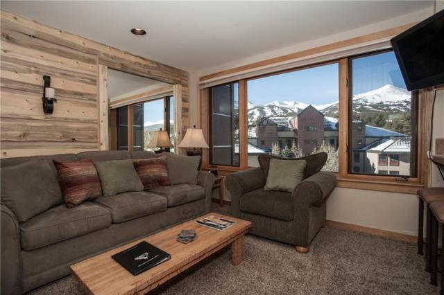 535 S Park Avenue #414, Breckenridge, CO 80424 (MLS #S1012387) :: Colorado Real Estate Summit County, LLC