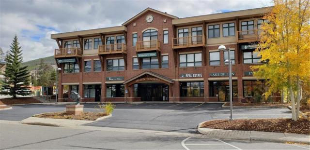 325 Lake Dillon Drive #101, Dillon, CO 80435 (MLS #S1012394) :: Colorado Real Estate Summit County, LLC
