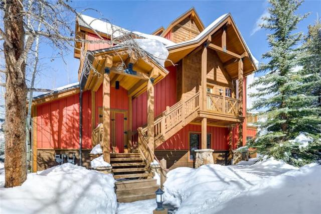 0027 Lake Ridge Circle #1843, Keystone, CO 80435 (MLS #S1012453) :: Resort Real Estate Experts