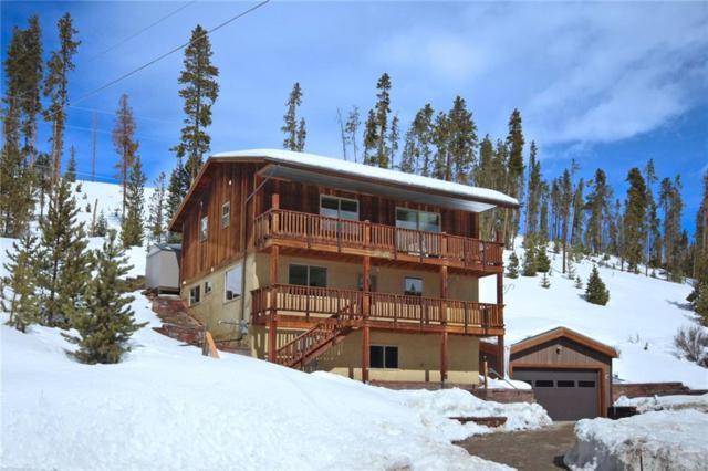 6473 Barton Road, Breckenridge, CO 80424 (MLS #S1012455) :: Colorado Real Estate Summit County, LLC