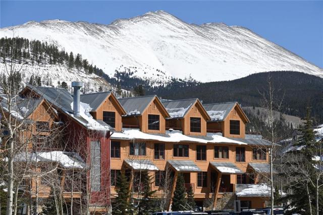 500 S Park Avenue S #207, Breckenridge, CO 80424 (MLS #S1012471) :: Resort Real Estate Experts
