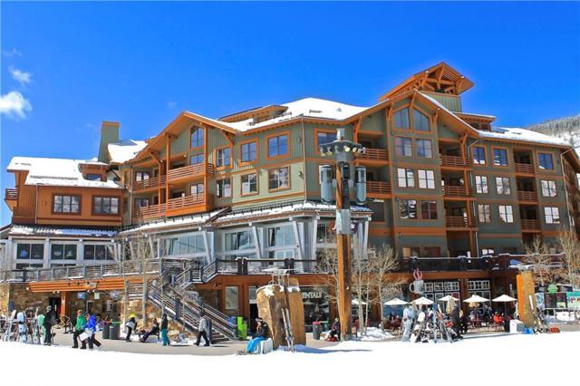 184 Copper Circle #419, Copper Mountain, CO 80443 (MLS #S1012474) :: Colorado Real Estate Summit County, LLC