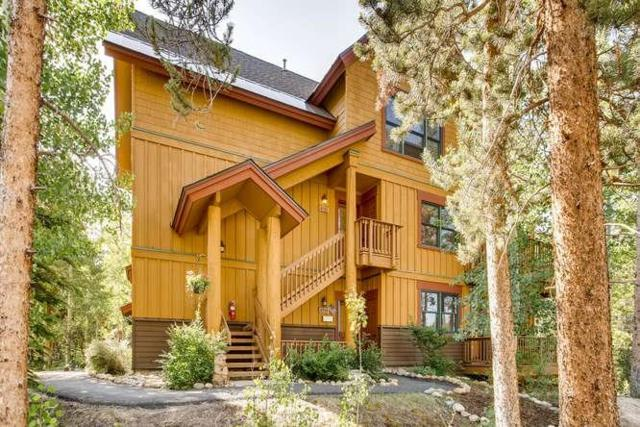 28 Trappers Crossing Trail #8761, Keystone, CO 80435 (MLS #S1012516) :: Colorado Real Estate Summit County, LLC