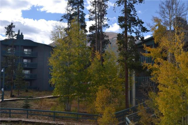 2300 Lodge Pole Circle #207, Silverthorne, CO 80498 (MLS #S1012538) :: Colorado Real Estate Summit County, LLC