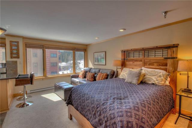 535 S Park Avenue Avenue S #308, Breckenridge, CO 80424 (MLS #S1012540) :: Colorado Real Estate Summit County, LLC