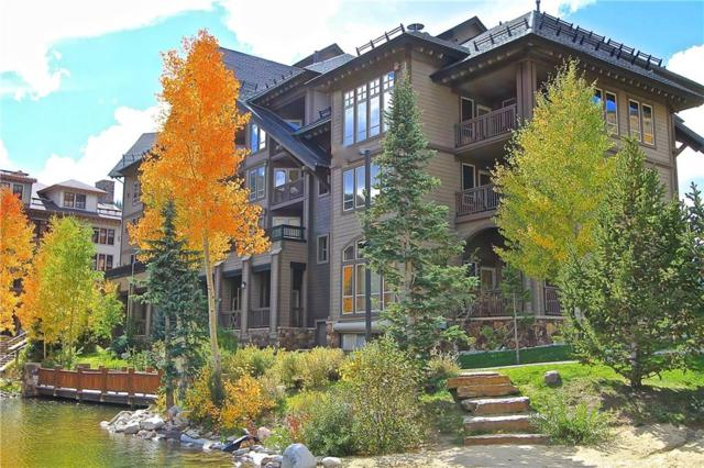 172 Copper Circle #205, Copper Mountain, CO 80443 (MLS #S1012542) :: Resort Real Estate Experts