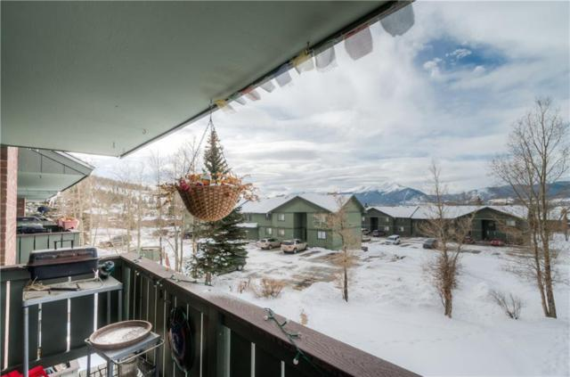 903 Straight Creek Drive #304, Dillon, CO 80435 (MLS #S1012548) :: Colorado Real Estate Summit County, LLC