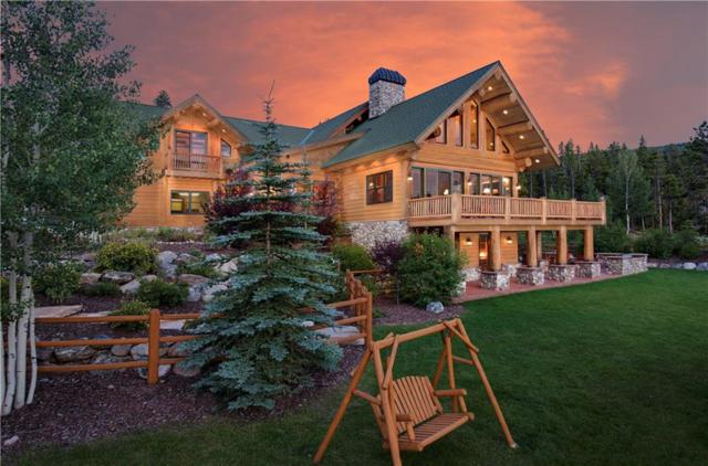 1066 Estates Drive, Breckenridge, CO 80424 (MLS #S1012556) :: Colorado Real Estate Summit County, LLC