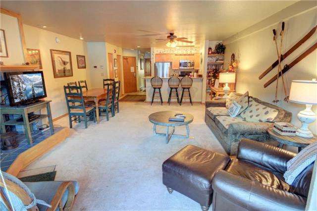 22864 Hwy 6 #208, Keystone, CO 80435 (MLS #S1012557) :: Colorado Real Estate Summit County, LLC