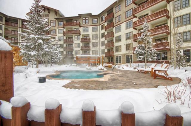 910 Copper Road #303, Copper Mountain, CO 80443 (MLS #S1012595) :: Colorado Real Estate Summit County, LLC