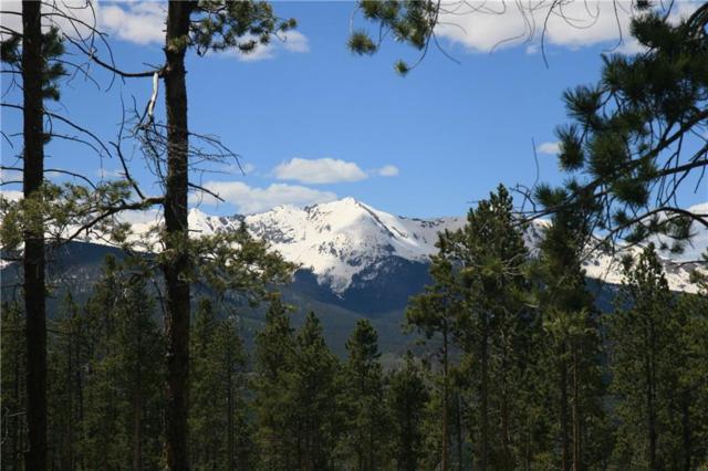 1183 Discovery Hill Drive, Breckenridge, CO 80424 (MLS #S1012603) :: Colorado Real Estate Summit County, LLC