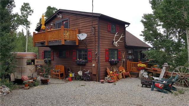 423 Sheep Ridge Road, Fairplay, CO 80440 (MLS #S1012607) :: Colorado Real Estate Summit County, LLC