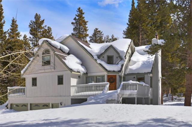14 Burntwood Lane, Breckenridge, CO 80424 (MLS #S1012613) :: Colorado Real Estate Summit County, LLC