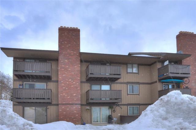 953 Straight Creek Drive #206, Dillon, CO 80498 (MLS #S1012621) :: Colorado Real Estate Summit County, LLC