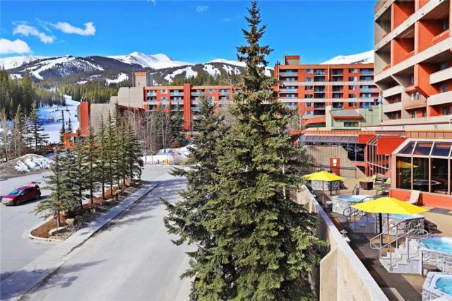 631 Village Road #338, Breckenridge, CO 80424 (MLS #S1012632) :: Resort Real Estate Experts
