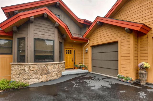 113 Soda Creek Court, Dillon, CO 80435 (MLS #S1012682) :: Resort Real Estate Experts