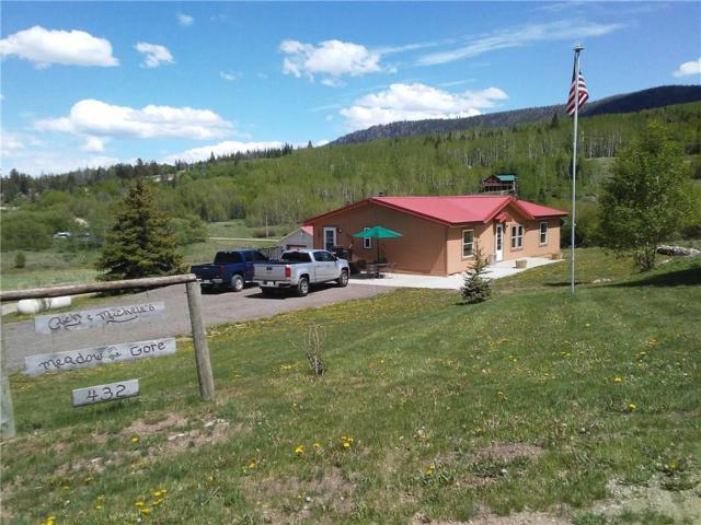 432 Gcr 160, Kremmling, CO 80459 (MLS #S1012723) :: Resort Real Estate Experts