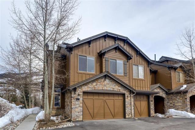 156 Allegra Lane #156, Silverthorne, CO 80498 (MLS #S1012774) :: Resort Real Estate Experts