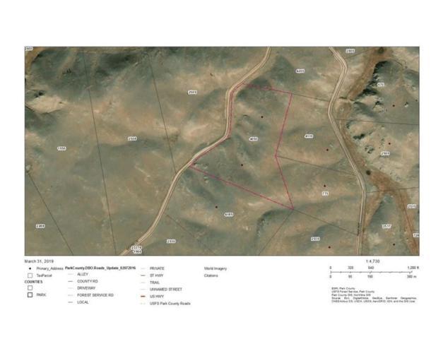 TBD Sierra Lane, Hartsel, CO 80449 (MLS #S1012794) :: Resort Real Estate Experts