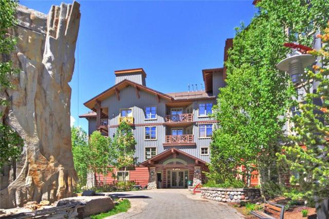164 Copper Circle #324, Copper Mountain, CO 80443 (MLS #S1012798) :: Colorado Real Estate Summit County, LLC