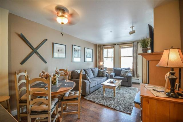 140 Ida Belle Drive #8236, Keystone, CO 80435 (MLS #S1012799) :: Resort Real Estate Experts