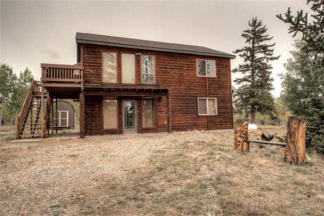87 Hawk Way, Como, CO 80432 (MLS #S1012816) :: Resort Real Estate Experts