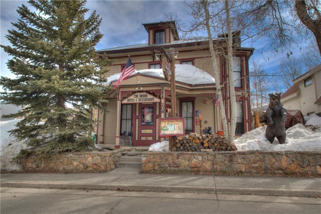 206 N Ridge Street N #206, Breckenridge, CO 80424 (MLS #S1012839) :: Resort Real Estate Experts