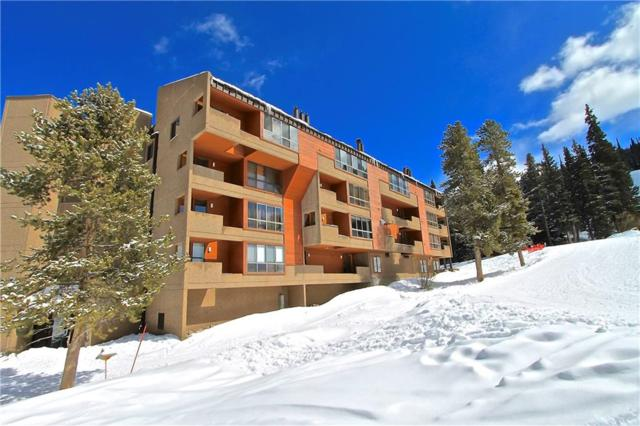168 Ten Mile Circle 398/498, Copper Mountain, CO 80443 (MLS #S1012849) :: Colorado Real Estate Summit County, LLC